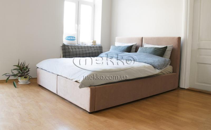М'яке ліжко Enzo (Ензо) фабрика Мекко  Христинівка